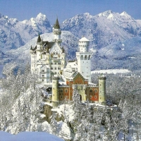 Castelul Neuschwanstein, Germania
