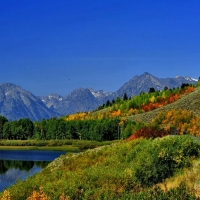 Yellowstone and Grand Teton National Park -Wyoming (USA)