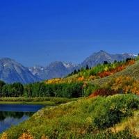 Yellowstone and Grand Teton National Park -Wyoming (USA)