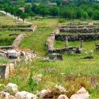 Cetatea Adamclisi. Jud. Constanţa.