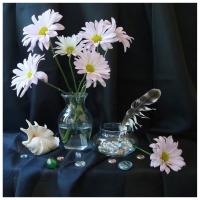 Still life cu flori de primavara