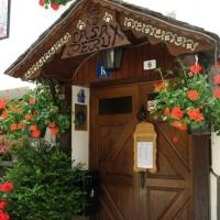 Maison fleuriese en Espagne