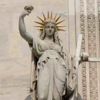 Domul din Milano - fatada principala