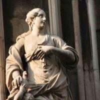 Domul din Milano - statui