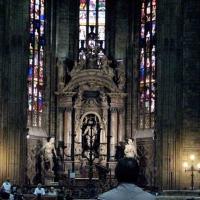 Domul din Milano - interior