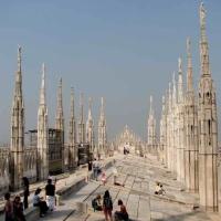 calatorie pe Domul din Milano
