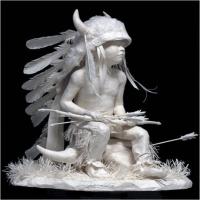 Sculpture de papier