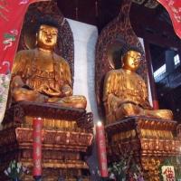 Templul lui Buddha de jad, China