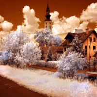 Fotografii in infrarosu 2