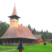 Mănăstirea Lăpuşna, Jud Mureş.