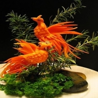 Arta din legume sifructe