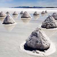 Salar de Uyuni - IREAL