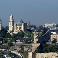Biserica Adormirea Maicii Domnului pe Muntele Sion