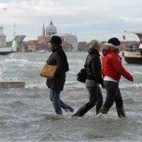 Venice dans l'eau