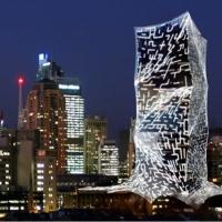 Arhitectura veche modern futurista!