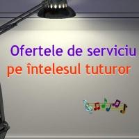 oferte de serviciu pe intelesul tuturor