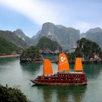 Bahia de Ha-Long Vietnan