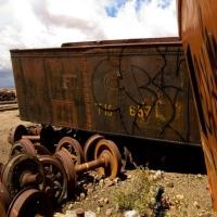 Cimitirul trenurilor