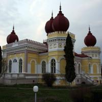 Ansambluri nobiliare extraurbane din  Bistriţa-Năsăud