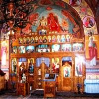 Mănăstirea Strungari, Jud Alba.