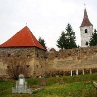 Biserica Fortificată Din Aita Mare. Jud. Covasna.