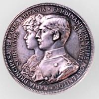 Medalii Omagiale Româneşti. 1600 - 1895.