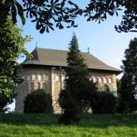 Biserica din Borzesti