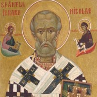 Biserica din Borzesti - catapeteasma