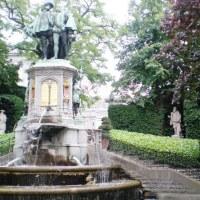 Place du Petit Sablon - Bruxelles