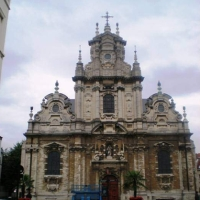 Churches of Brussels