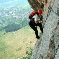 Cliffhanger escalade