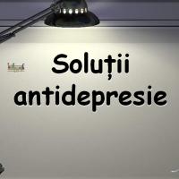 solutii antidepresive