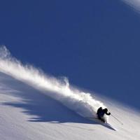 Jocuri de lumina si umbra in Alpi