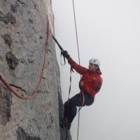 Aktion an Berg