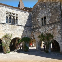 France Dordogne Monpazier