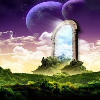 Batea la poarta cerului o raza