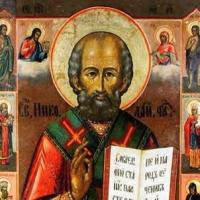 Viata Sfantului Nicolae in arta