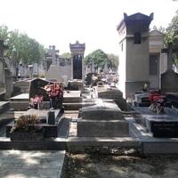 Cimitirul Montparnasse Paris