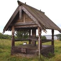 Rusia - traditie in lemn
