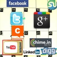 Social Media Calendar 2011