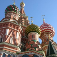Moscova, St. Petersburg