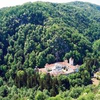 Mănăstirea Tismana. Judeţul Gorj.