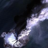 Vulcani vazuti din spatiu 3