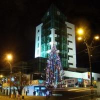 Onesti - artificii de Noul An 2012