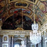Interieur de Chateau de Versaiiles