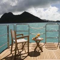 Yacht d`Albert de Monaco
