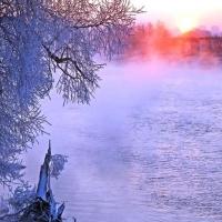 Winter fairy 4, sunsets