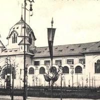 Arhivă Fotografică Istorică Românească. Expoziţia Naţională, Bucureşti - 1906.