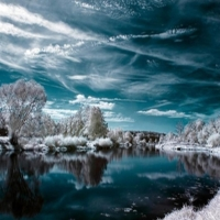 Portret de iarna