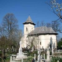 Biserica Adormirea Maicii Domnului - Patrascani